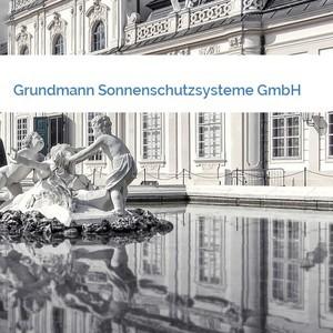 Bild Grundmann Sonnenschutzsysteme GmbH mittel