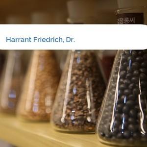 Bild Harrant Friedrich, Dr. mittel