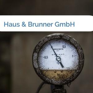 Bild Haus & Brunner GmbH mittel
