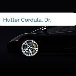 Bild Hutter Cordula, Dr. mittel