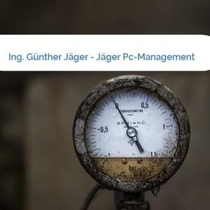 Bild Ing. Günther Jäger - Jäger Pc-Management mittel