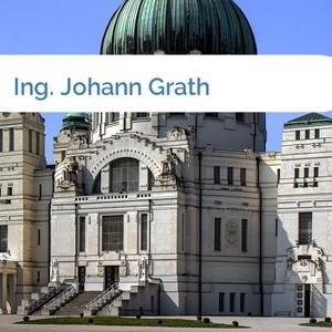 Bild Ing. Johann Grath mittel