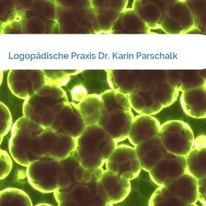 Bild Logopädische Praxis Dr. Karin Parschalk mittel