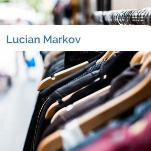 Bild Lucian Markov mittel