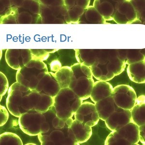 Bild Petje Gert, Dr. mittel