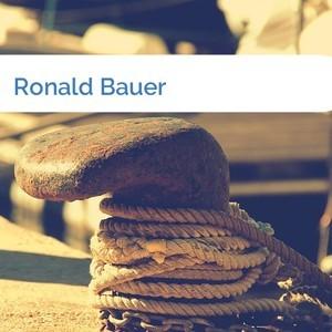 Bild Ronald Bauer mittel