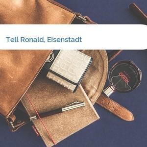 Bild Tell Ronald, Eisenstadt mittel