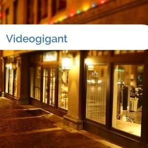 Bild Videogigant mittel