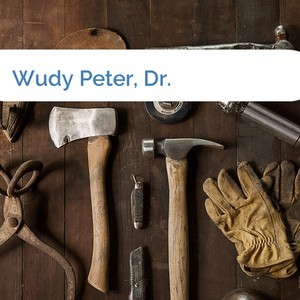 Bild Wudy Peter, Dr. mittel