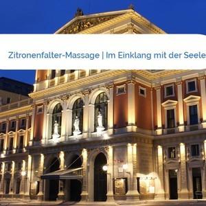 Bild Zitronenfalter-Massage | Im Einklang mit der Seele mittel
