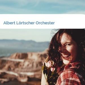 Bild Albert Lörtscher Orchester mittel