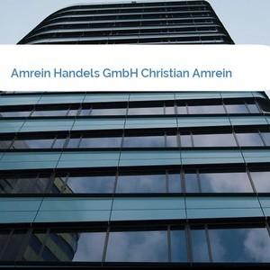 Bild Amrein Handels GmbH Christian Amrein mittel