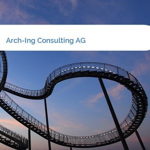 Bild Arch-Ing Consulting AG mittel