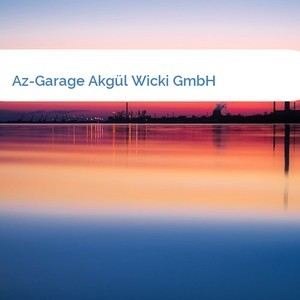 Bild Az-Garage Akgül Wicki GmbH mittel