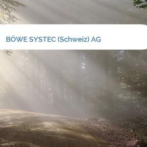 Bild BÖWE SYSTEC (Schweiz) AG mittel