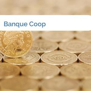 Bild Banque Coop mittel