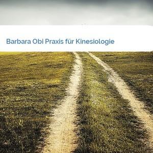 Bild Barbara Obi Praxis für Kinesiologie mittel