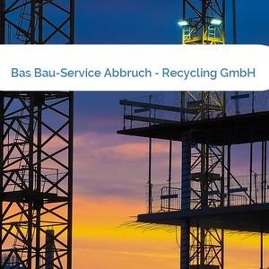 Bild Bas Bau-Service Abbruch - Recycling GmbH mittel