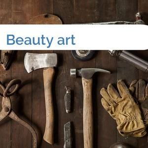 Bild Beauty art mittel
