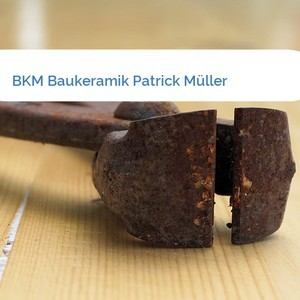 Bild BKM Baukeramik Patrick Müller mittel