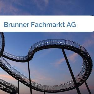 Bild Brunner Fachmarkt AG mittel