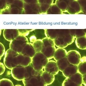 Bild ConPsy Atelier fuer Bildung und Beratung mittel