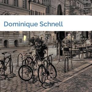 Bild Dominique Schnell mittel