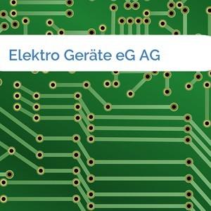 Bild Elektro Geräte eG AG mittel