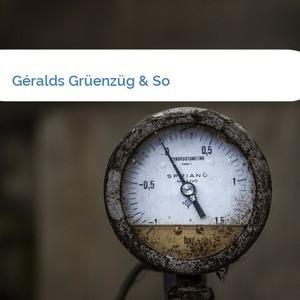 Bild Géralds Grüenzüg & So mittel