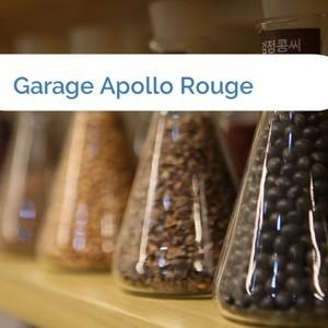 Bild Garage Apollo Rouge mittel