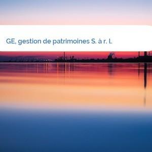 Bild GE, gestion de patrimoines S. à r. l. mittel