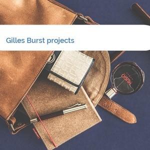 Bild Gilles Burst projects mittel