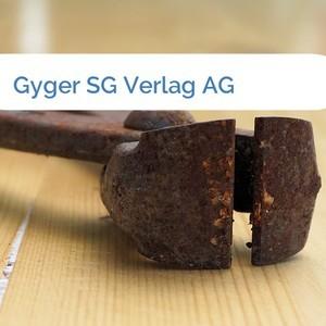 Bild Gyger SG Verlag AG mittel
