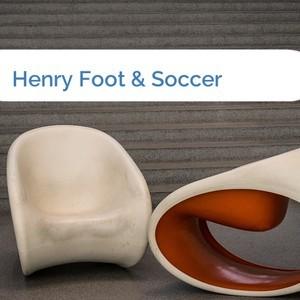 Bild Henry Foot & Soccer mittel