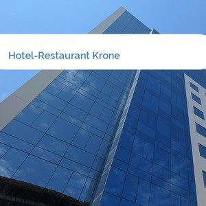 Bild Hotel-Restaurant Krone mittel
