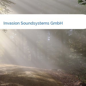 Bild Invasion Soundsystems GmbH mittel