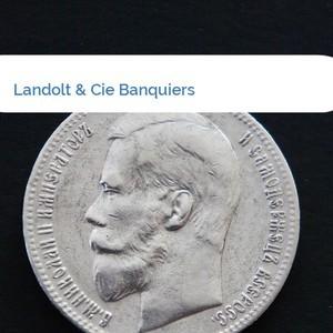Bild Landolt & Cie Banquiers mittel
