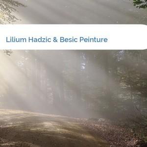 Bild Lilium Hadzic & Besic Peinture mittel