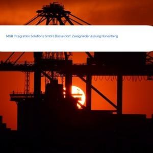 Bild MGR Integration Solutions GmbH, Düsseldorf, Zweigniederlassung Hünenberg mittel