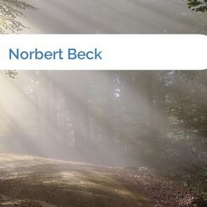 Bild Norbert Beck mittel