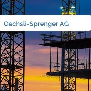 Bild Oechsli-Sprenger AG mittel