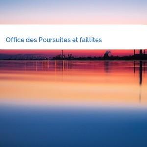 Bild Office des Poursuites et faillites mittel