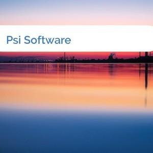 Bild Psi Software mittel