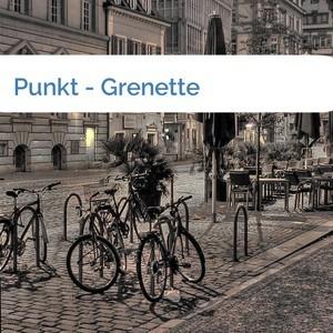 Bild Punkt - Grenette mittel