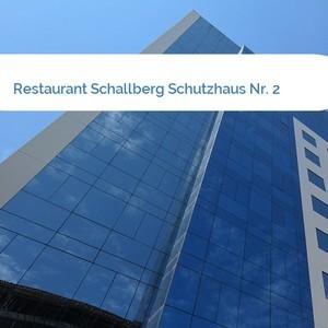 Bild Restaurant Schallberg Schutzhaus Nr. 2 mittel