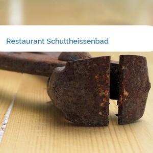 Bild Restaurant Schultheissenbad mittel