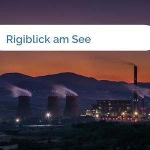 Bild Rigiblick am See mittel