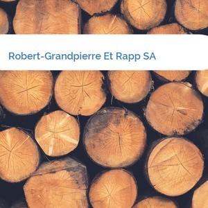 Bild Robert-Grandpierre Et Rapp SA mittel