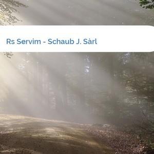 Bild Rs Servim - Schaub J. Sàrl mittel