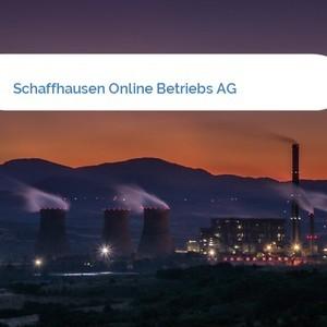 Bild Schaffhausen Online Betriebs AG mittel